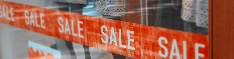 Fluor-series sales