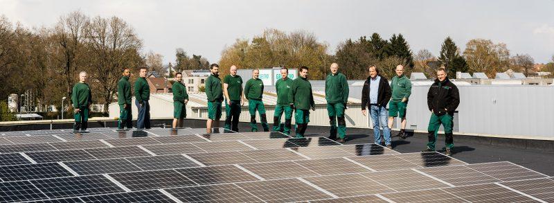 Grafityp solar panels